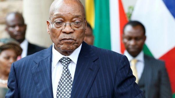 Afrique du Sud: le Parlement pourra voter la défiance contre Zuma à bulletins secrets