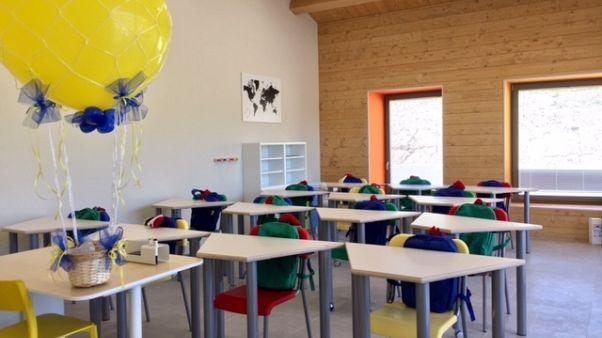 Terremoto: arrivano libri scuola gratis