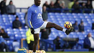 Everton's Bolasie seeks benefits of injury layoff