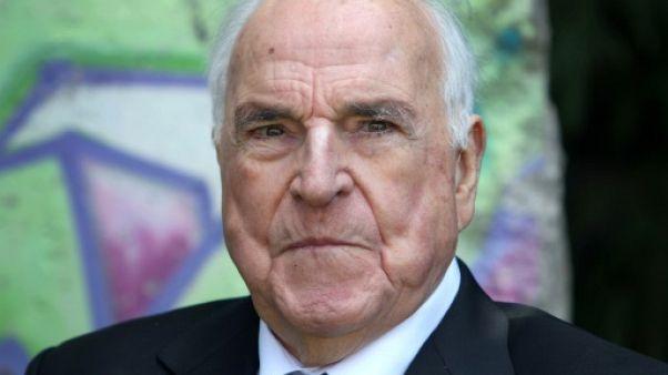 Les funérailles d'Helmut Kohl tournent à la querelle familiale et politique