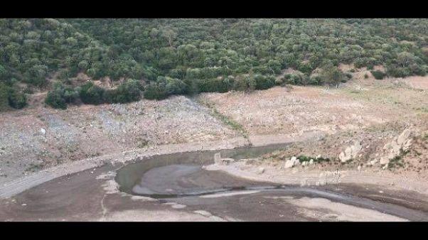 Siccità: Sardegna ufficializza calamità