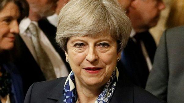 Brexit: May va présenter son projet