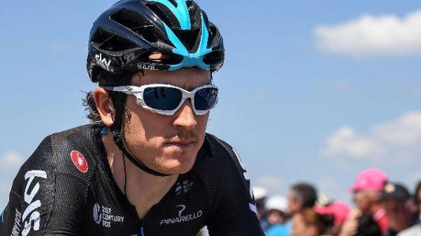Sky: Thomas al Tour a sostegno di Froome