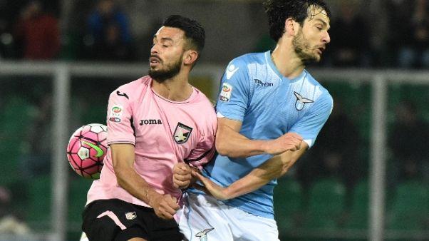 Palermo, Gonzalez ceduto al Bologna