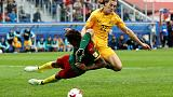 Australia, Cameroon hopes look tenuous after tie