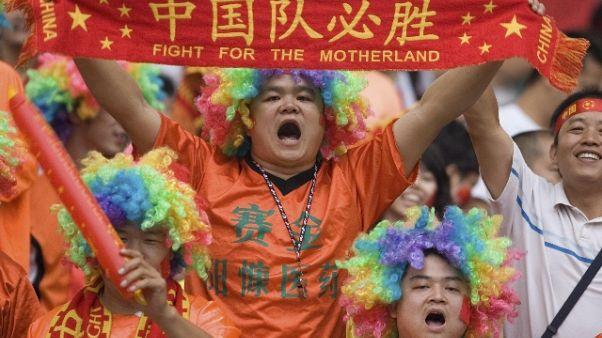 Rivoluzione Cina,U.20 in serie D tedesca