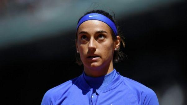 Tennis: Caroline Garcia en attente à Majorque