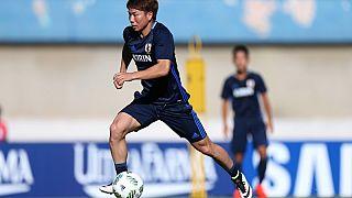 Arsenal's Asano rejoins Stuttgart on loan