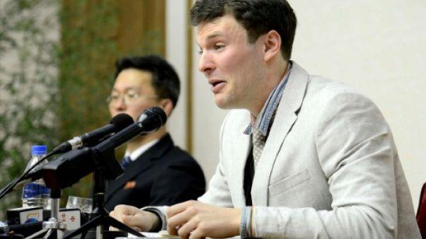 """Mort de l'étudiant américain: Pyongyang accuse Washington de """"diffamation"""""""
