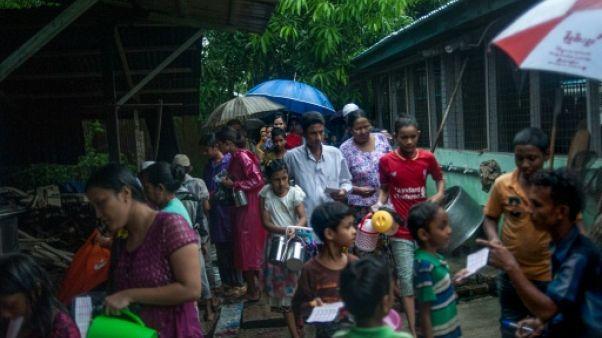 Pour les musulmans birmans, un ramadan sous tension
