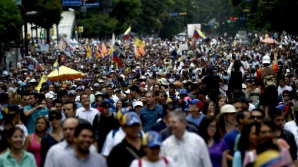 Venezuela: manifestations pro-Ortega, 75e mort en trois mois