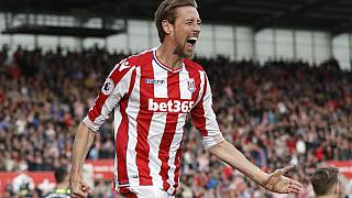 Stoke striker Crouch getting hungrier with age