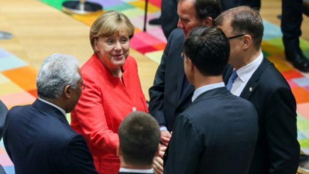 Merkel invite les responsables européens du prochain G20