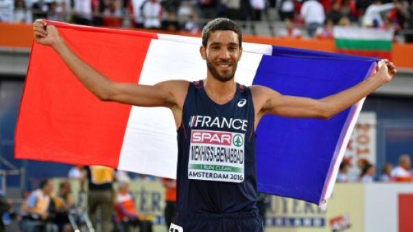 """Athlétisme: Mekhissi est là """"pour le doublé"""""""