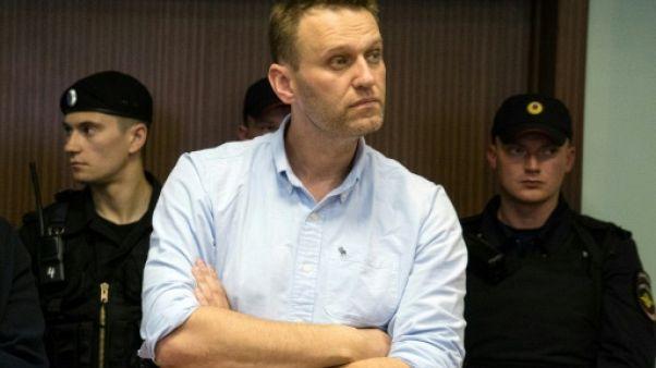 Présidentielle russe: l'opposant Navalny déclaré inéligible