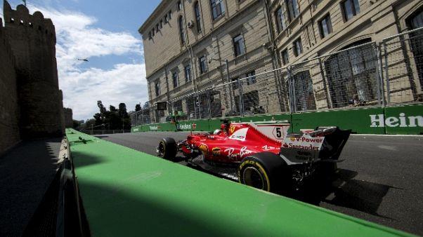 Vettel, nel complesso contento vettura
