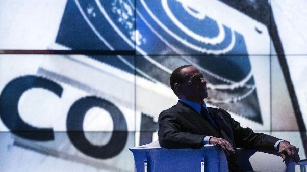 Berlusconi, ora il pericolo è M5s