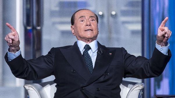 Ruby ter,chiesto processo per Berlusconi