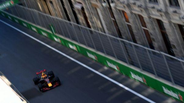 GP d'Azerbaïdjan: Red Bull retrouve de la vitesse avec Verstappen aux essais libres