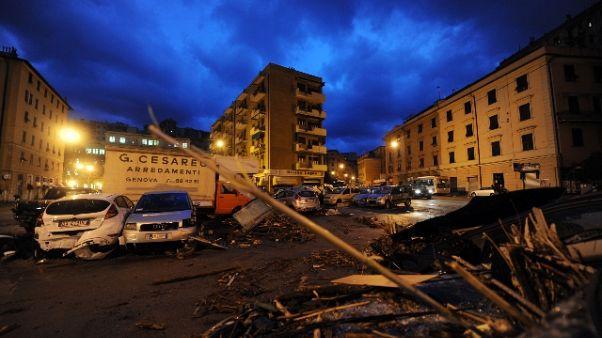 Alluvione: giudice, Genova risarcisca