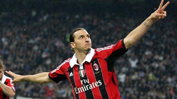 Berlusconi,vorrei Ibra di nuovo al Milan