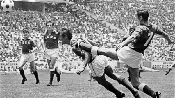 Coupe des Confédérations: Mexique-URSS 1970, le match des grandes premières