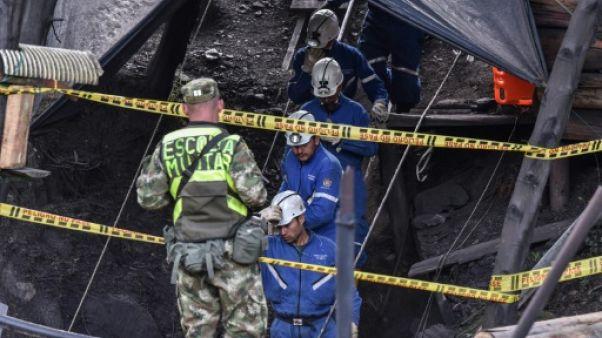 Colombie: 11 morts et 2 disparus après une explosion dans une mine
