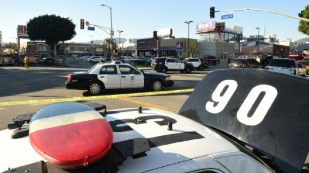 Los Angeles: rien ne va plus chez les cadets de la police