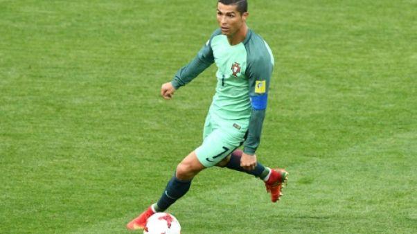 Coupe des Confédérations: des Kiwis au menu de Ronaldo