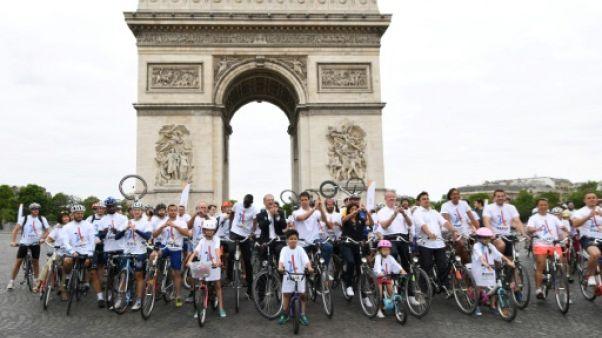 """JO-2024: les journées olympiques """"montrent le professionnalisme"""" de Paris selon Hidalgo"""
