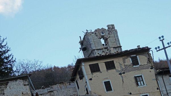 Scossa 3.5 a Castelsantangelo sul Nera