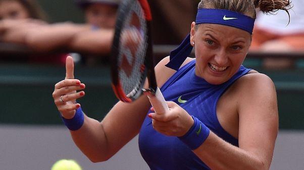 Kvitova in finale a 6 mesi dal ferimento