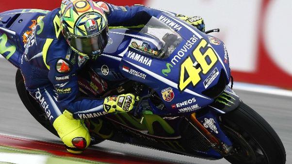 Gp Olanda: Rossi, bene stare tra primi 5
