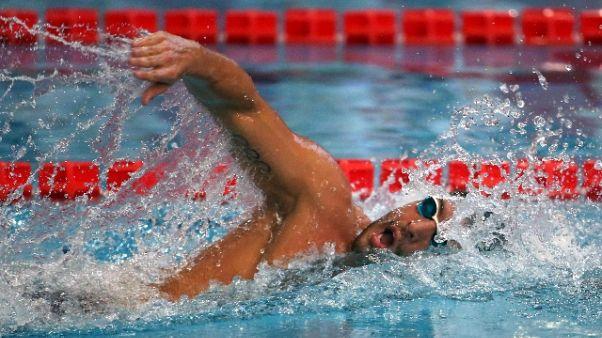 Nuoto: Settecolli,Paltrinieri vince 1500