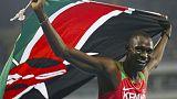 Olympic champs Rudisha, Kipruto lead Kenya team to London