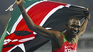 Olympic champs Rudisha, Kipruto lead Kenya team to London