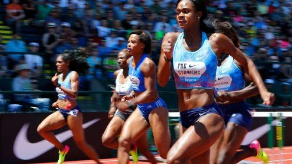 Athlétisme: MPM pour Stowers sur 100 m haies (12.47) aux Championnats américains