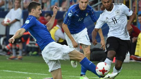 Europei U.21: Italia-Germania 1-0