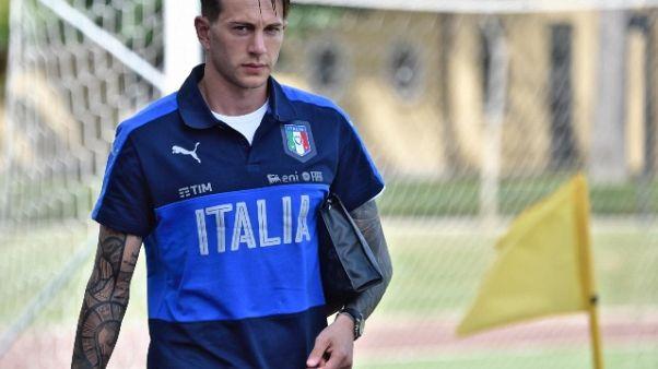 Europei U.21: Bernardeschi, cuore Italia