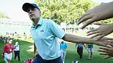 PGA - Travelers Championship/3e tour: Spieth finit la journée fort
