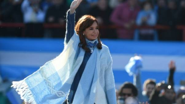 Argentine: l'ex-présidente Cristina Kirchner de retour en politique
