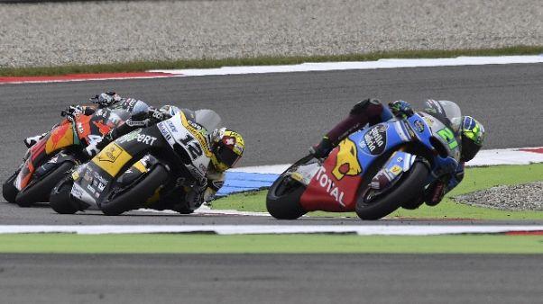 Gp Olanda: Moto2, Vince Morbidelli