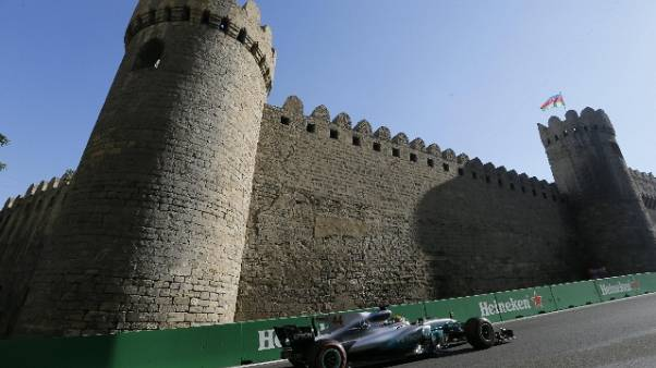 F1:sistema protezione ko,Hamilton ai box