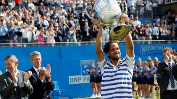 Tennis: un premier Queen's pour Lopez, Cilic perd une 2e finale