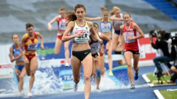 Athlétisme: victoire de l'Allemagne, la France 3e