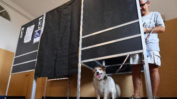 Ballottaggi: alle 19 ha votato il 31,40%