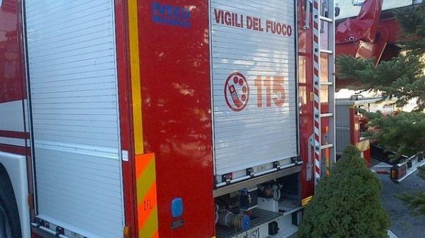 Rami caduti e allagamenti in Alta Umbria