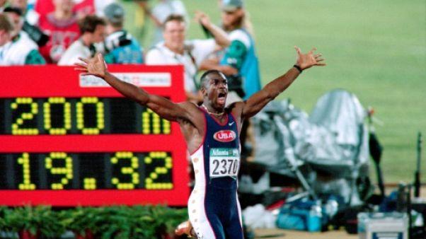 Dopage: Michael Johnson ne comprend pas le débat sur la remise à plat des records