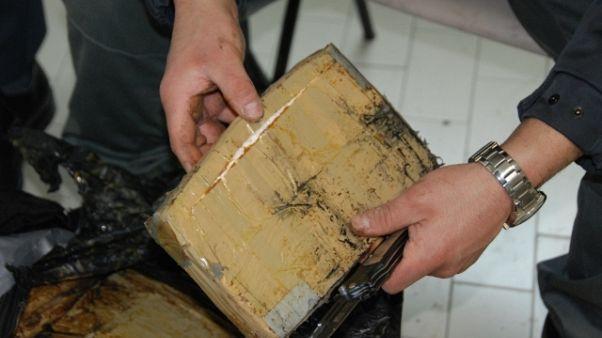 Sequestro 55 kg cocaina in porto Gioia T