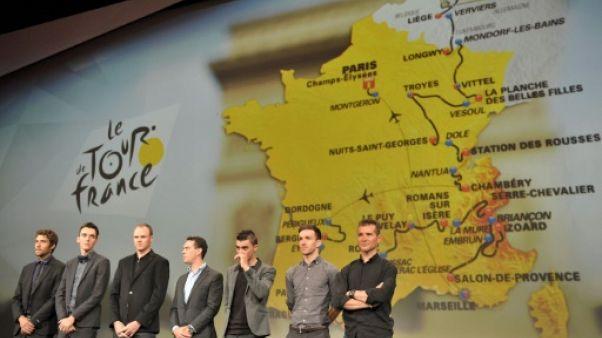 Tour de France: l'édition 2017, très ouverte, démarre samedi en Allemagne